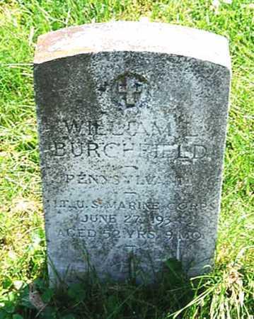 BURCHFIELD, WILLIAM LEWIS - Juniata County, Pennsylvania | WILLIAM LEWIS BURCHFIELD - Pennsylvania Gravestone Photos