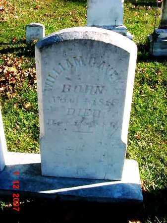 CAVENY, WILLIAM - Juniata County, Pennsylvania   WILLIAM CAVENY - Pennsylvania Gravestone Photos