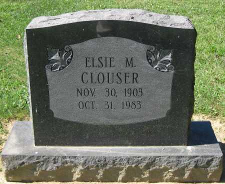 """CLOUSER, EDITH """"ELSIE"""" M. - Juniata County, Pennsylvania   EDITH """"ELSIE"""" M. CLOUSER - Pennsylvania Gravestone Photos"""