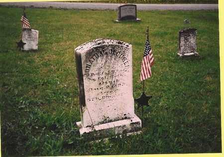 CLOUSER, JONATHAN - Juniata County, Pennsylvania | JONATHAN CLOUSER - Pennsylvania Gravestone Photos