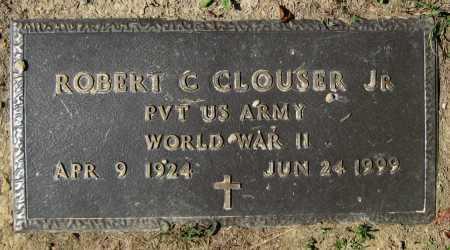CLOUSER, ROBERT CARL - Juniata County, Pennsylvania | ROBERT CARL CLOUSER - Pennsylvania Gravestone Photos