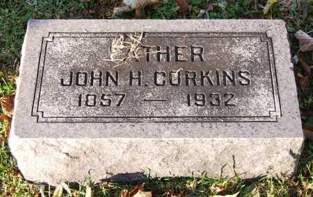 CORKINS, JOHN H. - Juniata County, Pennsylvania | JOHN H. CORKINS - Pennsylvania Gravestone Photos