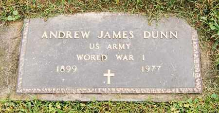 DUNN, ANDREW JAMES - Juniata County, Pennsylvania   ANDREW JAMES DUNN - Pennsylvania Gravestone Photos