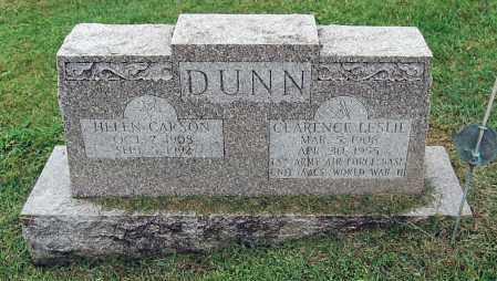 DUNN, HELEN - Juniata County, Pennsylvania | HELEN DUNN - Pennsylvania Gravestone Photos