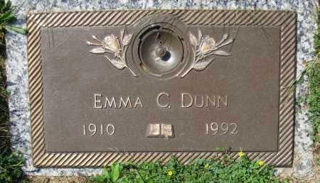 DUNN, EMMA C. - Juniata County, Pennsylvania   EMMA C. DUNN - Pennsylvania Gravestone Photos