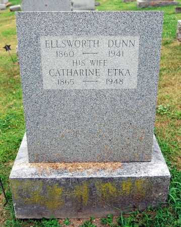 DUNN, ELLSWORTH - Juniata County, Pennsylvania | ELLSWORTH DUNN - Pennsylvania Gravestone Photos