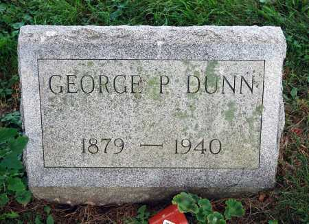 DUNN, GEORGE P. - Juniata County, Pennsylvania | GEORGE P. DUNN - Pennsylvania Gravestone Photos
