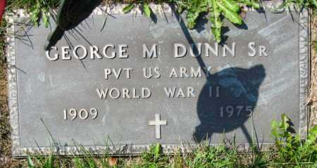 DUNN, GEORGE M. - Juniata County, Pennsylvania | GEORGE M. DUNN - Pennsylvania Gravestone Photos