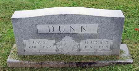 DUNN, IDA S. - Juniata County, Pennsylvania | IDA S. DUNN - Pennsylvania Gravestone Photos