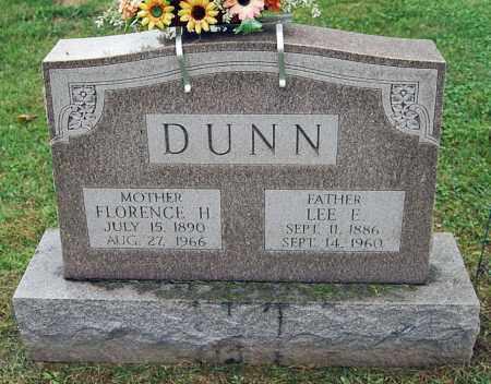 DUNN, FLORENCE - Juniata County, Pennsylvania | FLORENCE DUNN - Pennsylvania Gravestone Photos