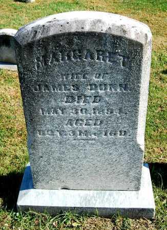 DUNN, MARGARET - Juniata County, Pennsylvania | MARGARET DUNN - Pennsylvania Gravestone Photos