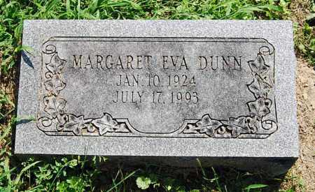 DUNN, MARGARET EVA - Juniata County, Pennsylvania | MARGARET EVA DUNN - Pennsylvania Gravestone Photos
