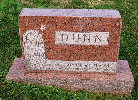 DUNN, MARY I. - Juniata County, Pennsylvania | MARY I. DUNN - Pennsylvania Gravestone Photos