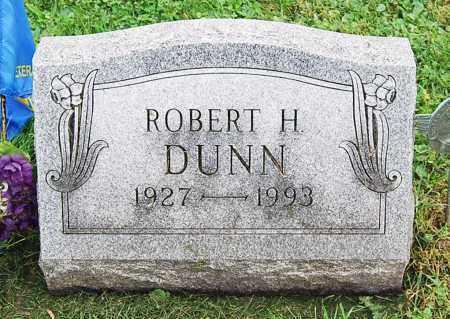 DUNN, ROBERT H. - Juniata County, Pennsylvania | ROBERT H. DUNN - Pennsylvania Gravestone Photos
