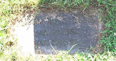 DUNN, SOLOMON B. - Juniata County, Pennsylvania   SOLOMON B. DUNN - Pennsylvania Gravestone Photos