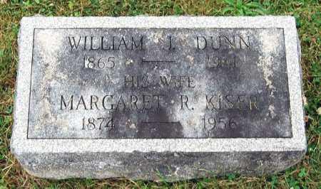 DUNN, MARGARET R. - Juniata County, Pennsylvania | MARGARET R. DUNN - Pennsylvania Gravestone Photos