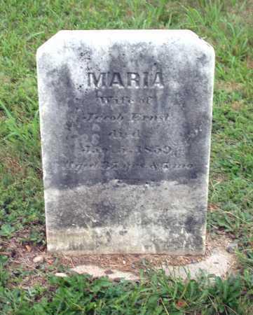 ERNST, MARIA - Juniata County, Pennsylvania | MARIA ERNST - Pennsylvania Gravestone Photos