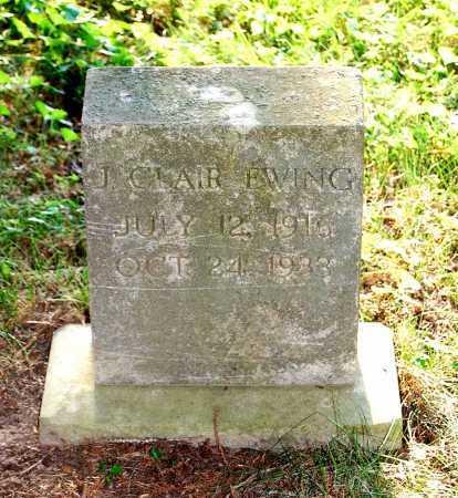 EWING, J. CLAIR - Juniata County, Pennsylvania | J. CLAIR EWING - Pennsylvania Gravestone Photos