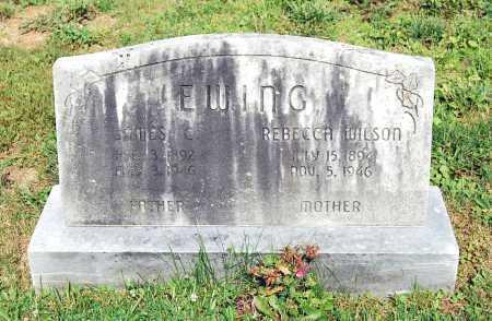 EWING, JAMES CLAIR - Juniata County, Pennsylvania | JAMES CLAIR EWING - Pennsylvania Gravestone Photos