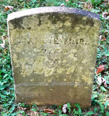 EWING, JANE - Juniata County, Pennsylvania   JANE EWING - Pennsylvania Gravestone Photos