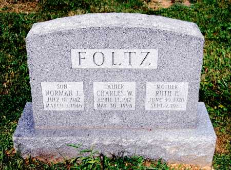 FOLTZ, NORMAN L. - Juniata County, Pennsylvania | NORMAN L. FOLTZ - Pennsylvania Gravestone Photos