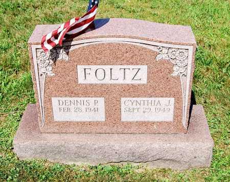 FOLTZ, DENNIS P. - Juniata County, Pennsylvania | DENNIS P. FOLTZ - Pennsylvania Gravestone Photos
