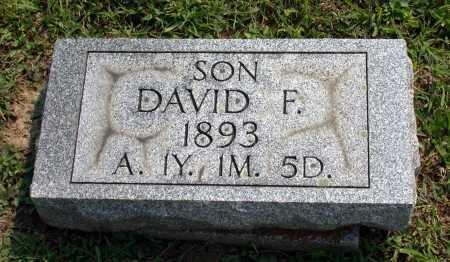FOLTZ, DAVID F. - Juniata County, Pennsylvania | DAVID F. FOLTZ - Pennsylvania Gravestone Photos