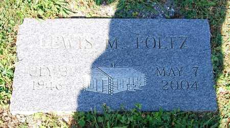 FOLTZ, LEWIS M. - Juniata County, Pennsylvania | LEWIS M. FOLTZ - Pennsylvania Gravestone Photos