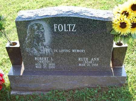 FOLTZ, ROBERT L. - Juniata County, Pennsylvania | ROBERT L. FOLTZ - Pennsylvania Gravestone Photos