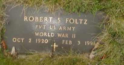 FOLTZ, ROBERT S. - Juniata County, Pennsylvania | ROBERT S. FOLTZ - Pennsylvania Gravestone Photos