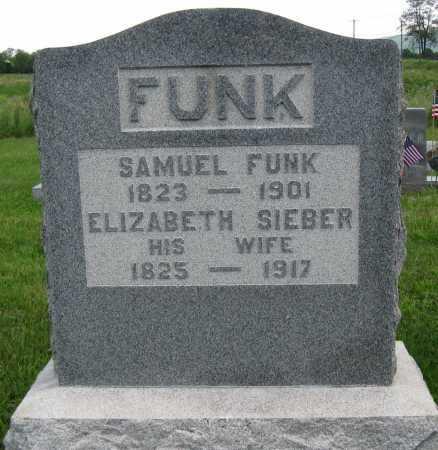 FUNK, SAMUEL - Juniata County, Pennsylvania | SAMUEL FUNK - Pennsylvania Gravestone Photos