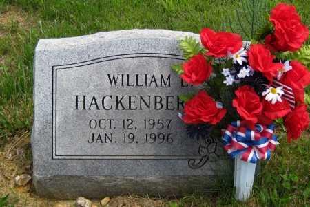 HACKENBERGER, WILLIAM E. - Juniata County, Pennsylvania | WILLIAM E. HACKENBERGER - Pennsylvania Gravestone Photos