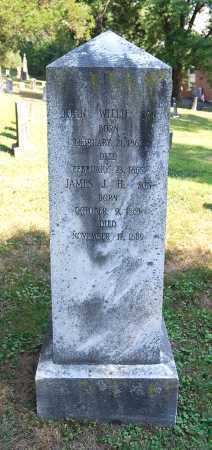 HAMILTON, JOHN WILLIE - Juniata County, Pennsylvania   JOHN WILLIE HAMILTON - Pennsylvania Gravestone Photos
