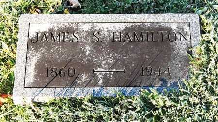 HAMILTON, JAMES S. - Juniata County, Pennsylvania | JAMES S. HAMILTON - Pennsylvania Gravestone Photos