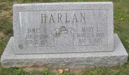 HARLAN, JAMES H. - Juniata County, Pennsylvania | JAMES H. HARLAN - Pennsylvania Gravestone Photos
