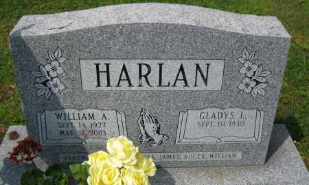 HARLAN, WILLIAM A. - Juniata County, Pennsylvania | WILLIAM A. HARLAN - Pennsylvania Gravestone Photos