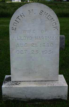 HARTMAN, EDITH M. - Juniata County, Pennsylvania | EDITH M. HARTMAN - Pennsylvania Gravestone Photos