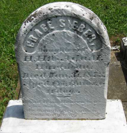 HARTMAN, GRACE SIEBER - Juniata County, Pennsylvania | GRACE SIEBER HARTMAN - Pennsylvania Gravestone Photos
