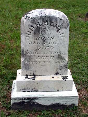 HENCH, JOHN - Juniata County, Pennsylvania   JOHN HENCH - Pennsylvania Gravestone Photos