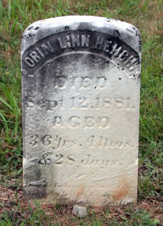 HENCH, ORIN LINN - Juniata County, Pennsylvania | ORIN LINN HENCH - Pennsylvania Gravestone Photos