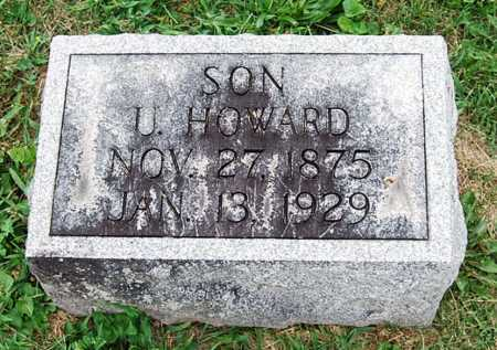 HENCH, URIAH HOWARD - Juniata County, Pennsylvania | URIAH HOWARD HENCH - Pennsylvania Gravestone Photos