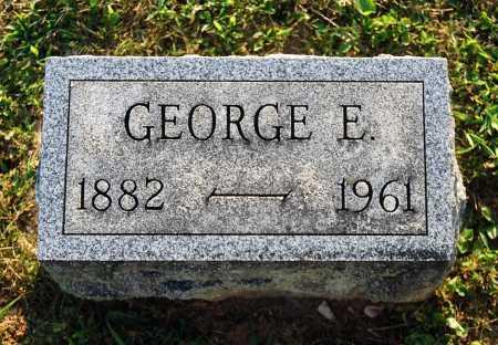 HERTZLER, GEORGE E. - Juniata County, Pennsylvania   GEORGE E. HERTZLER - Pennsylvania Gravestone Photos