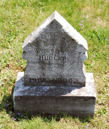 HUBLER, GEORGE M. - Juniata County, Pennsylvania | GEORGE M. HUBLER - Pennsylvania Gravestone Photos
