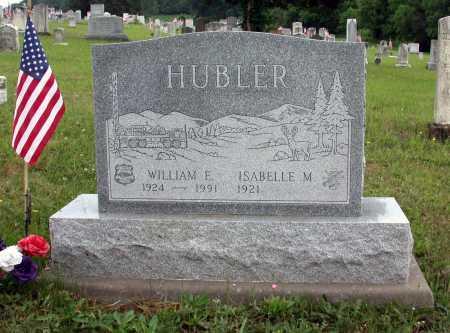 HUBLER, WILLIAM E. - Juniata County, Pennsylvania | WILLIAM E. HUBLER - Pennsylvania Gravestone Photos