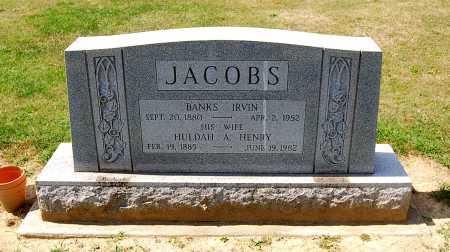 JACOBS, BANKS IRVIN - Juniata County, Pennsylvania | BANKS IRVIN JACOBS - Pennsylvania Gravestone Photos