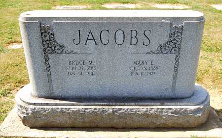 JACOBS, BRUCE MCCURDY - Juniata County, Pennsylvania   BRUCE MCCURDY JACOBS - Pennsylvania Gravestone Photos