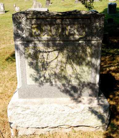 JACOBS, ELIZABETH JANE - Juniata County, Pennsylvania   ELIZABETH JANE JACOBS - Pennsylvania Gravestone Photos
