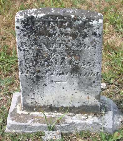 JACOBS, EMMA JANE - Juniata County, Pennsylvania   EMMA JANE JACOBS - Pennsylvania Gravestone Photos