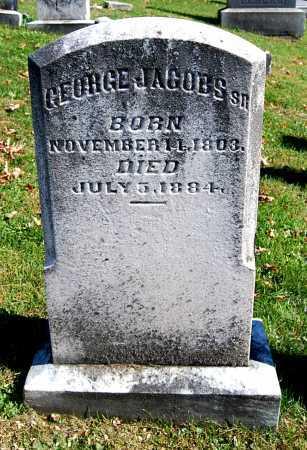 JACOBS, GEORGE - Juniata County, Pennsylvania | GEORGE JACOBS - Pennsylvania Gravestone Photos