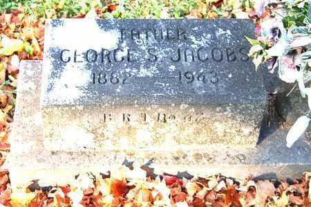 JACOBS, GEORGE S. - Juniata County, Pennsylvania | GEORGE S. JACOBS - Pennsylvania Gravestone Photos